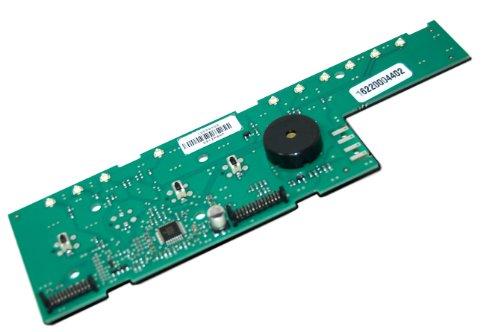 Smeg 811650432 Spülmaschinen-bedruckte Curcuit-Platine
