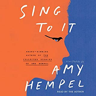 Sing to It audiobook cover art