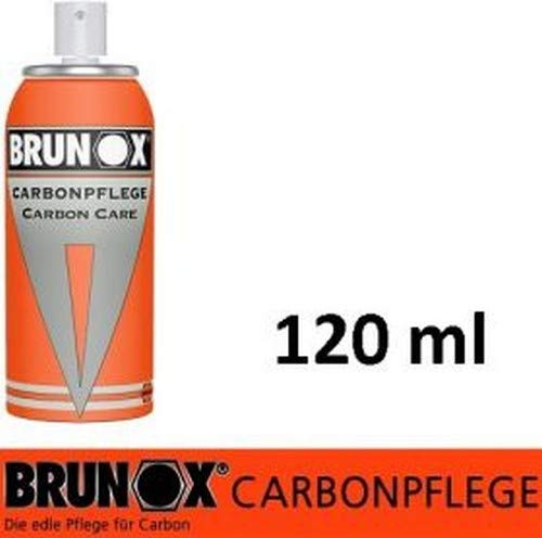 Brunox Carbonpflege 120 ml Dose, Mehrfarbig,