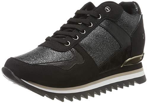 Gioseppo 56348, Zapatillas para Mujer, Negro (Negro Negro), 39 EU
