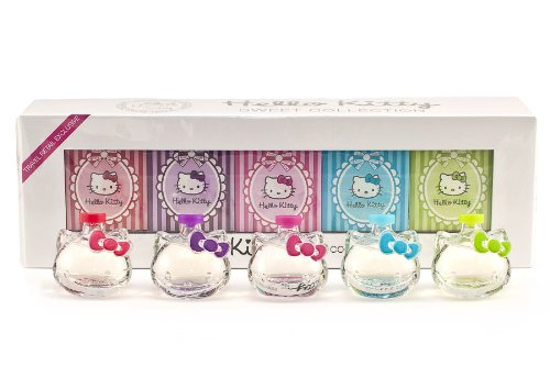 Hello Kitty Sweet Collection Eau de Toilette 5x 5ml