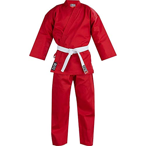 Blitz Unisex Poly Cotton Student Karate...