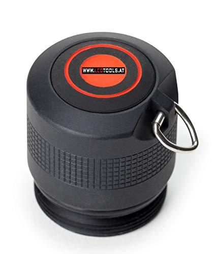 Batterieeinsatz-Endkappe Led Lenser P7, P7.2, T7,T7 Grün,T7 Rot, P7QC, B7, Ranger DX
