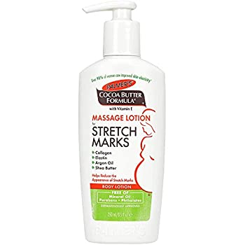 Palmer s Cocoa Butter Formula Massage Lotion For Stretch Marks Pregnancy Skin Care 8.5 Ounces
