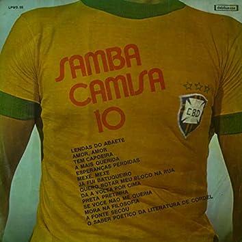 Samba Camisa 10