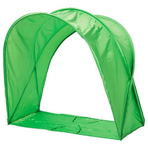 IKEA ASIA SUFFLETT Bed Tent Groen