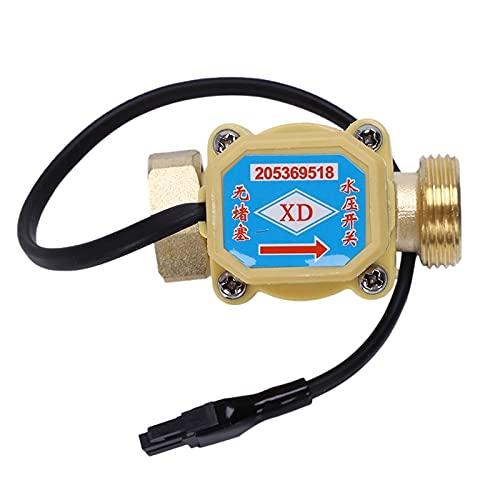 JIAHONG Conectores de Cable de Alambre de Promoción - 26 mm 3/4'Conector de Hilo PT 120W Sensor de Flujo de Agua del Interruptor de Flujo de Agua (Voltage : 220V)