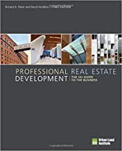[0874201632] [9780874201635] Professional Real Estate Development: The ULI Guide to the Business, 3rd Edition - Hardcover