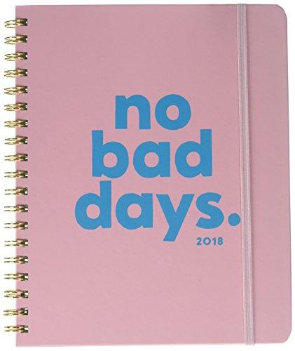 ban.do design 2017-2018 17 Month Classic Agenda, You're Killing It (70535)