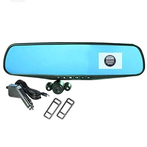 Hd Mirror Cam As Seen On Tv Car Dvr 350 Hd Dashcam Recorder 360-Degree Rotating Viewing Angle Driving Recorder After Feb. 20th The Price is for 2PCS