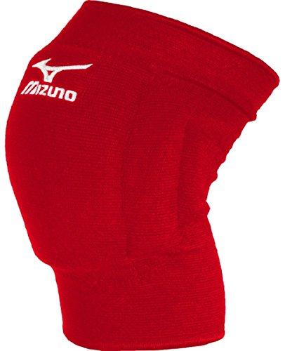 Mizuno Team Kneepads, Color Rojo