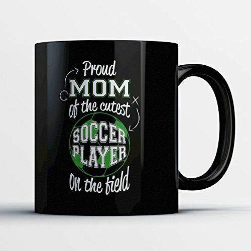 Taza de café, taza de té, taza de café de fútbol, taza de café de 325 ml, regalo para mujeres y hombres