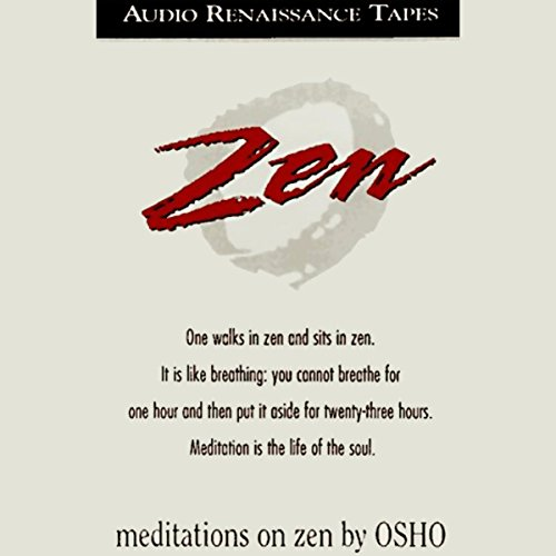 Meditations on Zen audiobook cover art