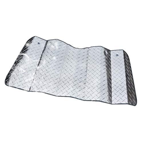 XUzg- Schaduw Auto gebruik Glas Zonneschaduw, Auto Zonwering Cover Zonnegordijn Vermijd Binnen De Auto Blootstelling Dikke Laser Aluminium Folie Opvouwbare Cover licht