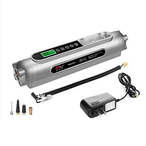 3 En 1 Bomba Para Inflar Con Aire Portátil Inalámbrico, USB Recargable...