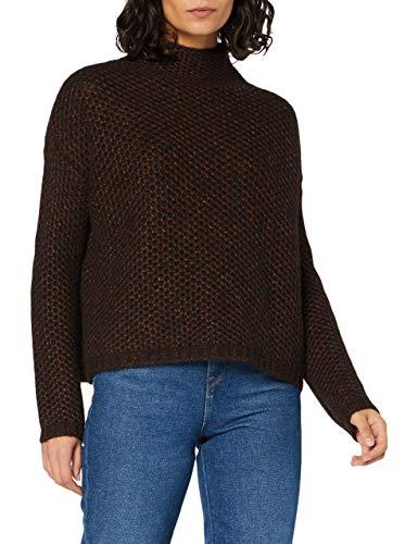 HUGO Damen Safiney Pullover, Open Miscellaneous961, X-Small