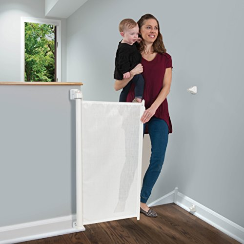 417jsUQ TaL The Best Hardware Mounted Baby Gates [2021 Review]