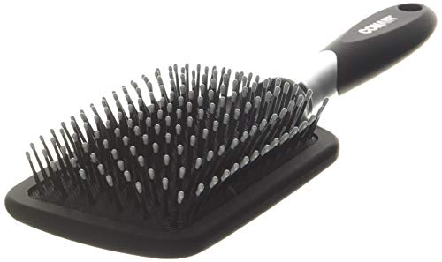Conair Velvet Touch Paddle Brush Color may vary