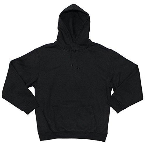 MFH Sweatshirt à capuche - Noir - Noir - L