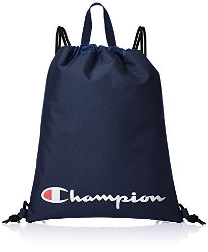 [チャンピオン] ナップサック メンズ ジムサック スポーツバッグ ネイビー