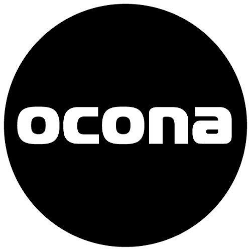 ocona Whisky Steine, wiederverwendbare Eiswürfel mit Eiszange, Speckstein (12 Stück) - 2