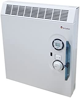 Marc Heating EVLDE-750 - Calefactor digital eléctrico, 750W