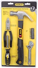 Stanley 70-875 Hand Tools 12 pcs Kit