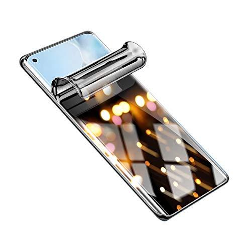 Iiseon Privacy Pellicola in idrogel Protettiva per Huawei P30 Pro/P30 PRO New Edition, 2 Pezzi Anti-Spia Morbido TPU Protezioni per Lo Schermo [Copertura Completa] [Non Vetro Temperato]