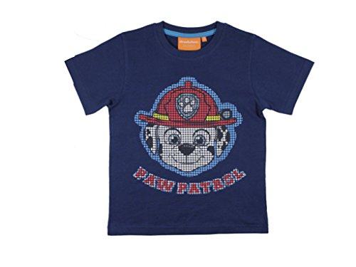 PAW PATROL T-Shirt (116, dunkelblau)