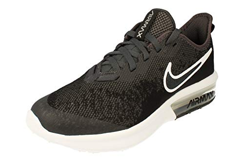Nike Air Max Sequent 4 EP GS Running Trainers CD8521 Sneakers Shoes (UK 4.5 us 5Y EU 37.5, Anthracite Black 001)