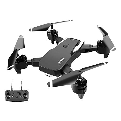 Sharplace RC Drone WiFi FPV 4K / 1080P HD Dual Camera Pieghevole Selfie RC Quadcopter - 1080P 2 Batteria