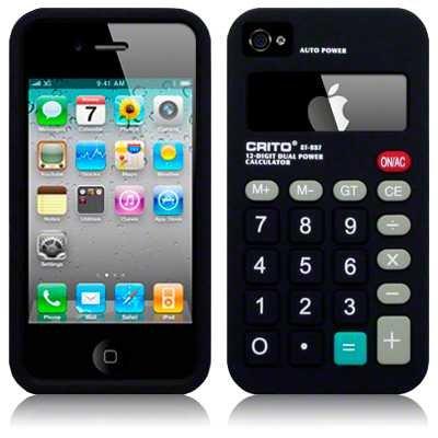 Terrapin Apple iPhone 10,2cm Taschenrechner