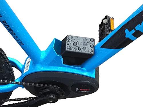 BeDiCo Bosch Pin Abdeckung E-Bike Schutzabdeckung für Bosch Rahmen Akku-Aufnahme der SerieActive-, Performance-, Line- und CX ab 2014.
