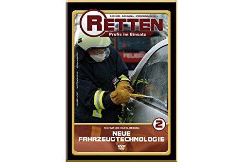 RETTEN Technische-Hilfeleistung Teil 2: Neue Fahrzeugtechnologie, Ausbildungs-DVD für die Feuerwehr
