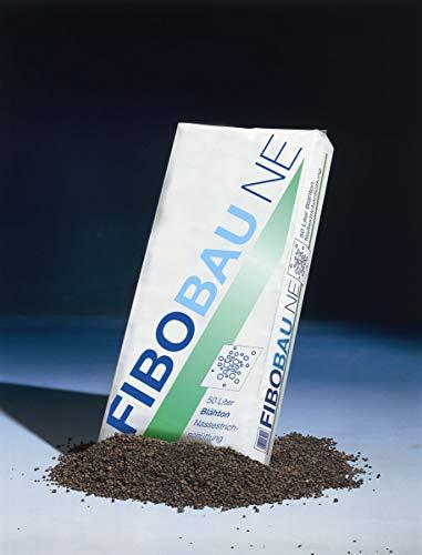 Preisvergleich Produktbild Blähton 0 - 2 mm gebrochen 50 Liter FIBOBAU Nassestrichschüttung