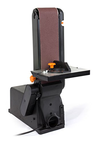 "WEN 6502T 4.3-Amp 4"" x 36"" Belt and 6"" Disc Sander with Cast Iron Base"