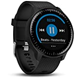 Garmin vívoactive 3 Music GPS-Fitness-Smartwatch – Musikplayer, Garmin Pay, vorinstallierte...