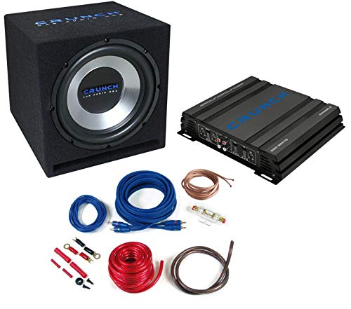 Crunch CBP500 Car-HiFi-Set