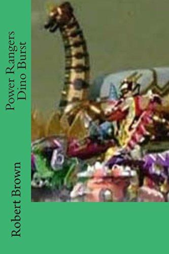 Power Rangers Dino Burst (English Edition)