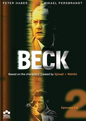 Beck: Episodes 4-6