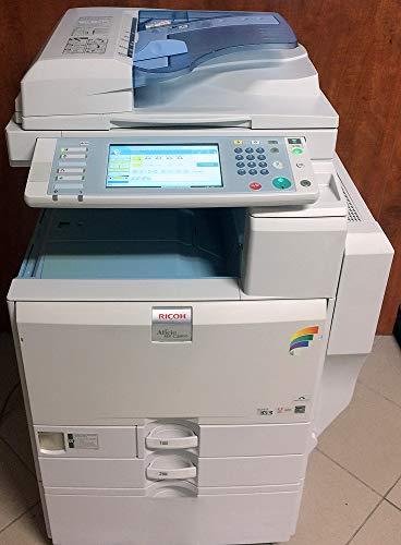 Best Buy! Ricoh Aficio MP C2800 Color Laser Multifunction Copier - A3/A4, 28 ppm, Copy, Print, Scan,...