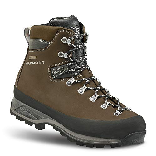Garmont Men's Dakota Lite GTX Boots Arid 10.5 & Knit Cap Bundle