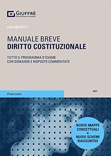 Manuale breve di diritto costituzionale