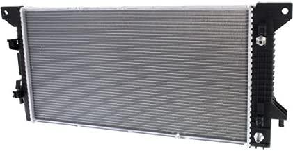 Make Auto Parts Manufacturing - RADIATOR; FOR 3.7L V6 OR 5.0L V8; WITH STANDARD COOLING - RAD13225