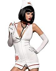 Selente Love & Fun Uniek dessous-kostuum in leuke geschenkdoos & exclusief satijnen blinddoek Made in EU