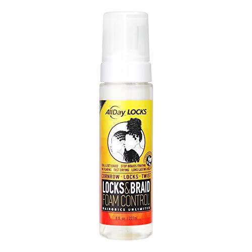 All Day Locks & Braid Foam Control