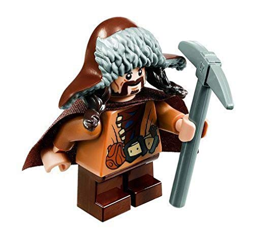 LEGO The Hobbit: Bofur the Dwarf Minifiguren (Lord of the Rings)