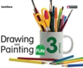 Drawing & painting fun. Student's book. Per la Scuola elementare. Con CD-ROM: Fun 3, drawing and painting, Educación PriMaría (Drawing and Painting Fun) - 9788429477696