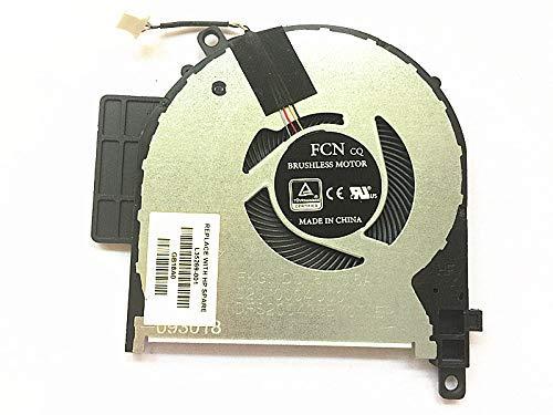 Ellenbogenorthese-LQ Nuevo Ventilador de enfriamiento de CPU para computadora portátil para HP Envy X360 15-CN 15-CP TPN-W134 W135 (Color : Default)