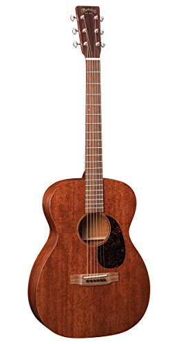 Martin Guitar 00-15M with Gig Bag, Acoustic Guitar for the Working...